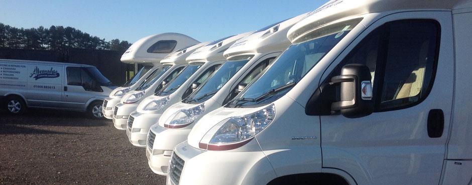 Alexander Caravan Services